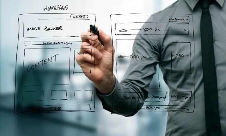 Interneto svetainė - pardavimų ir komunikacijos įrankis Digital touch