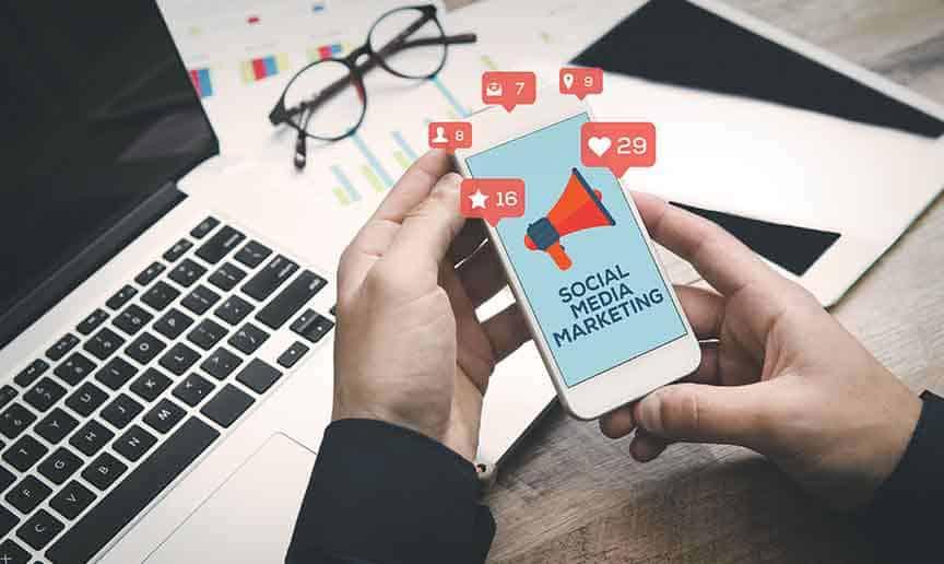 Socialinių tinklų vaidmuo B2B verslo rinkodaros komplekse Digital Touch