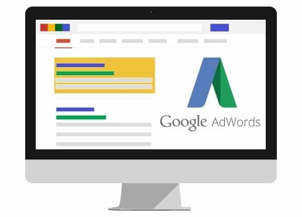 Google adwords paslaugos B2B verslui Digital Touch